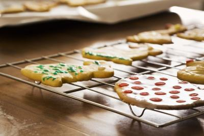 Cómo enviar las galletas hechas en casa en el extranjero a los militares