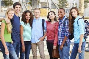 Las características físicas, emocionales y sociales de los estudiantes secundarios