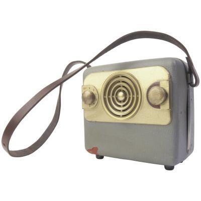 Como prueba de transistores de germanio