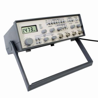 Cómo hacer un medidor de frecuencia analógica