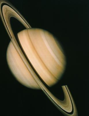 Anillos en planetas de nuestro Sistema Solar