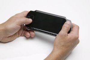 Cómo eliminar todas las actualizaciones del sistema PSP