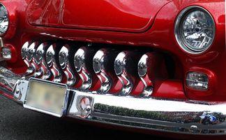 Tutorial de iluminación del coche