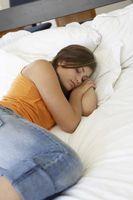 Cómo ayudar a un adolescente conciliar el sueño
