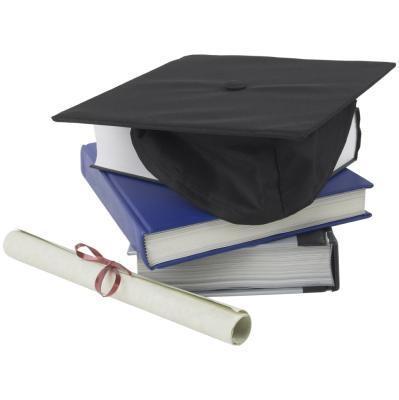 Configuración de la tabla para la graduación