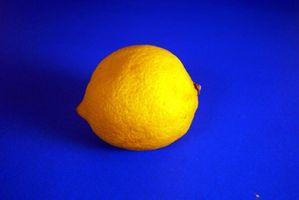 Proyectos de Ciencias con limones