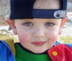 Cambio de color de los ojos en los Bebés