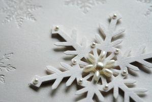 Cómo hacer su propio juego en línea del copo de nieve