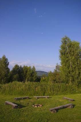 Summer Camp juegos al aire libre