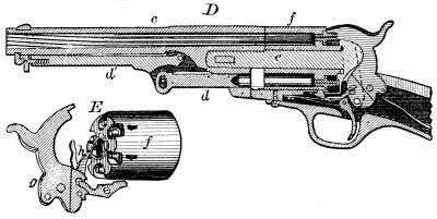 Cómo arreglar un revólver del disparador que no tira de la Hammer