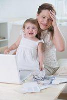 Cómo mejorar la inmunidad del MI Y un bebé de Medio Año