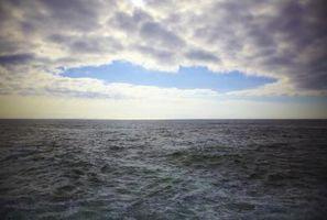 Cómo eliminar la sal del agua del océano