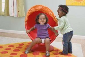 Las mejores zonas de juego interiores y al aire libre para niños menores de 2
