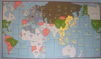 Axis & Allies Reglas del juego de mesa
