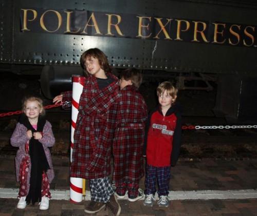 Cómo planificar unas vacaciones de invierno Polar Express en Arizona