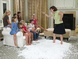 ¿Cómo hacer que los niños hacen responsables de sus acciones
