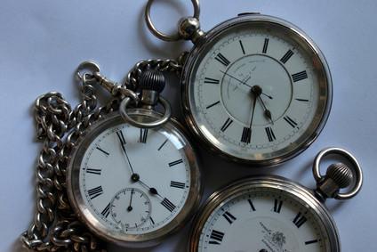 La historia del reloj de la vendimia