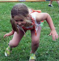 Juegos al aire libre para la escuela dominical