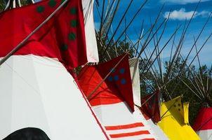 Regalos para los niños nativos americanos