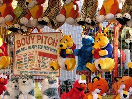 Carnival Games para una fiesta infantil