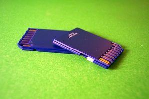 Cómo utilizar tarjetas de memoria para Nintendo DS Lite
