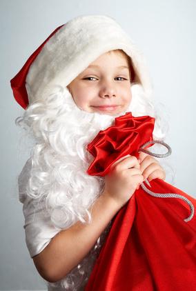 Juegos divertidos de Navidad para jugar con los niños