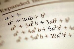 Cómo ecuaciones Factor en Álgebra