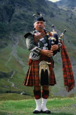Regalos temáticos escocesa