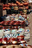 Cómo identificar la cerámica y cerámica Marcas