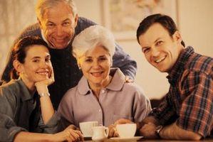 Cómo lidiar con el insistente suegros