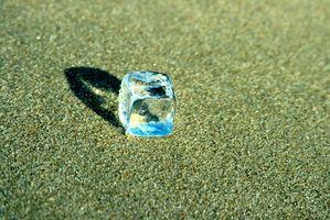 Cómo hacer hielo seco a partir de CO2