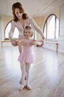 Escuelas de baile para niños pequeños
