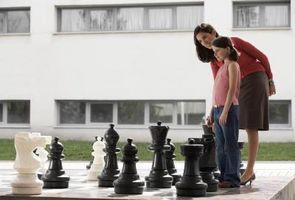 Pasos para motivar a un niño a jugar al ajedrez