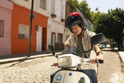 Los mejores cascos de ciclomotores
