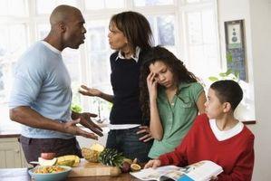 Los efectos psicológicos del divorcio en los niños