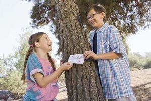 ¿Qué tipo de regalos Do individuos como para el Día de San Valentín?