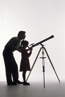Conexión de una cámara a un telescopio