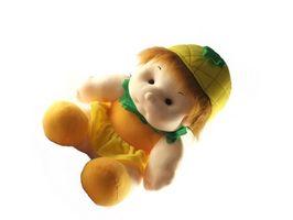 Cómo hacer una muñeca Walldorf