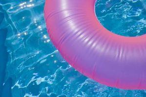 Cómo encontrar una fuga de aire en un juguete inflable