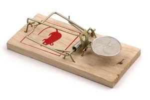 Cómo hacer una trampa para ratones corrida del coche