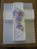 Cómo decorar tortas para un bautismo