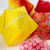 Cómo hacer un Origami Flexicube