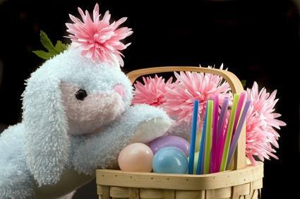 Llenar la cesta de Pascua Ideas