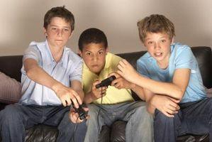 Juegos de socialización para los adolescentes autistas