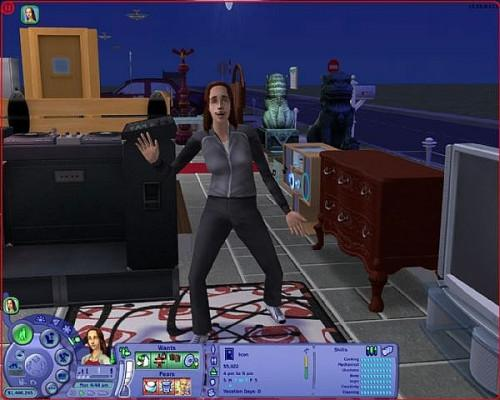 Cómo convertirse en un icono de la demostración de negocios en Los Sims 2