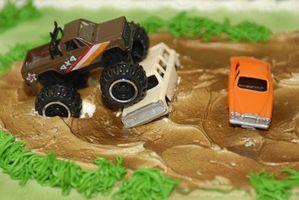 Panadería torta de cumpleaños para él Ideas