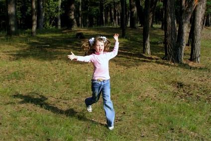 Juegos al aire libre para jugar con los niños de entre 8 y Up