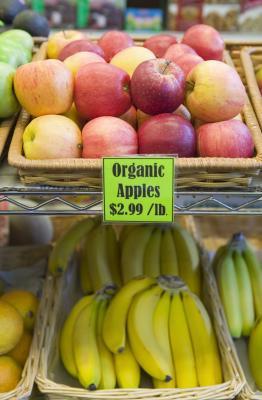 La levadura no afecta la descomposición de las manzanas y los plátanos?