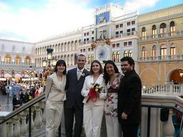 Requisitos para una boda rápida en Las Vegas