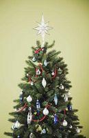 Cómo mantener Cortar árboles de Navidad fresco